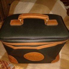 Vintage: BOLSO NECESER FIN DE SEMANA VINTAGE. NUEVO. PLEGABLE.. Lote 195153845