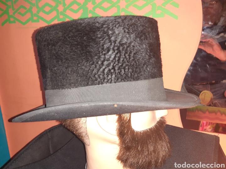 Vintage: Sombrero de Copa - Foto 4 - 195203411