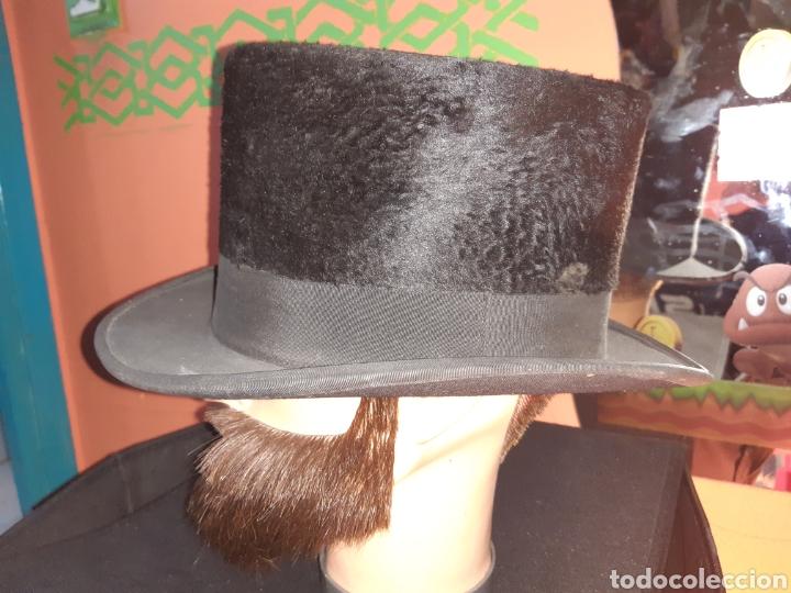Vintage: Sombrero de Copa - Foto 5 - 195203411