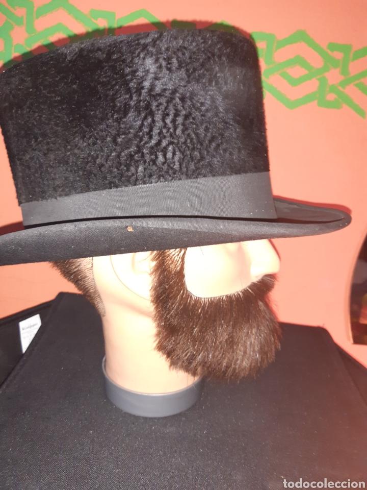 Vintage: Sombrero de Copa - Foto 6 - 195203411