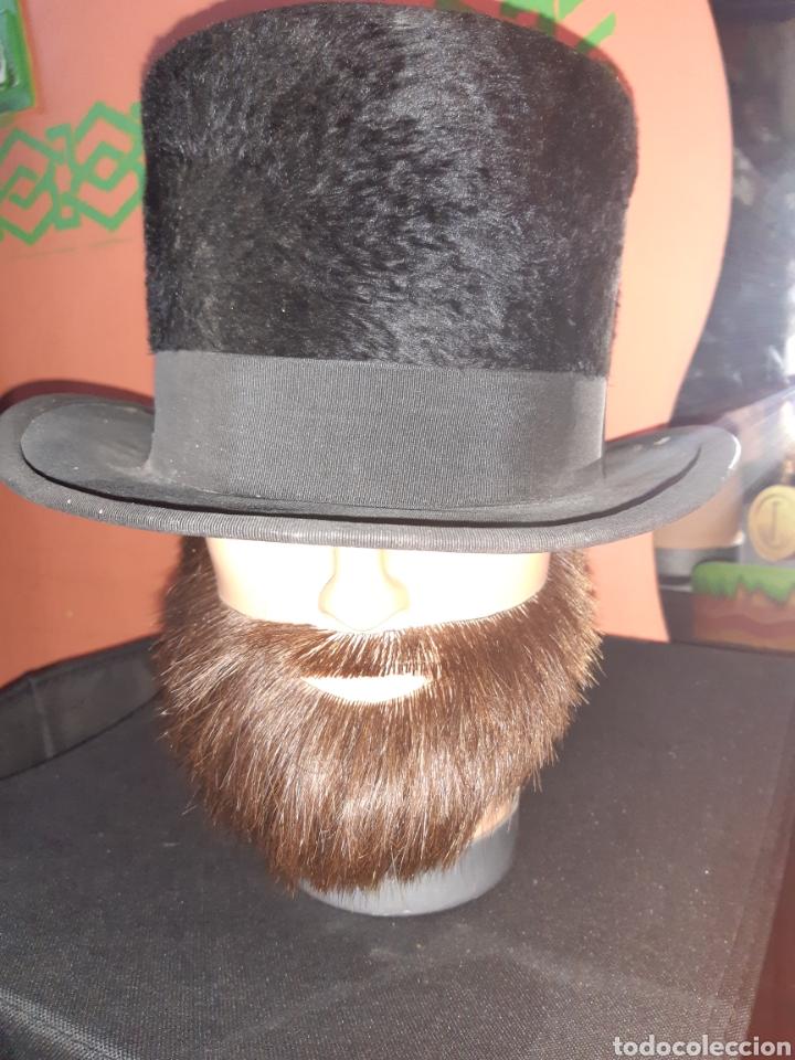 Vintage: Sombrero de Copa - Foto 8 - 195203411