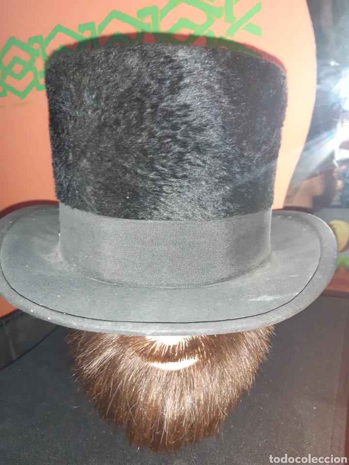 Vintage: Sombrero de Copa - Foto 10 - 195203411