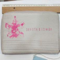 Vintage: PORTA DOCUMENTOS DEVOTA Y LOMBA. Lote 195275716