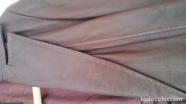 Vintage: Chaqueta piel mango - Foto 6 - 195311132
