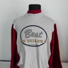 Vintage: BLUSA CABALLERO MARCA FERRYS NUEVA. Lote 195378208