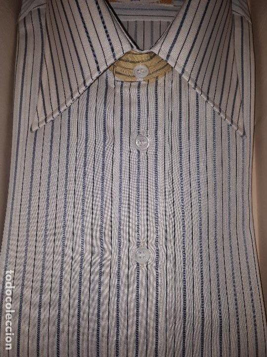 Vintage: Camisa vintage hombre - Foto 4 - 155383902