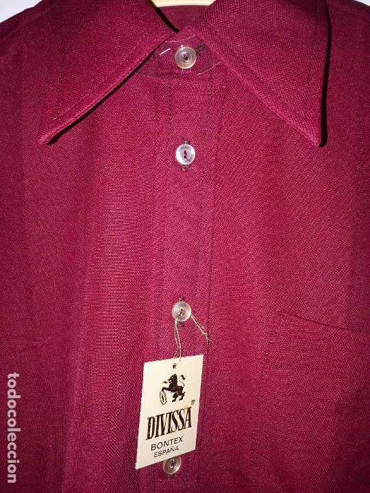Vintage: Camisa vintage hombre - Foto 2 - 155383406