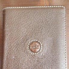 Vintage: CARTERA PIEL. SIN USO.. Lote 197309055