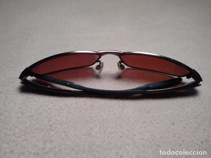 Vintage: Gafas ( SPECSAVERS OSIRIS) CRISTALES GRADUADOS. MONTURA EN BUEN ESTADO. - Foto 4 - 198602368