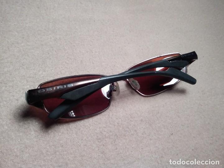 Vintage: Gafas ( SPECSAVERS OSIRIS) CRISTALES GRADUADOS. MONTURA EN BUEN ESTADO. - Foto 5 - 198602368