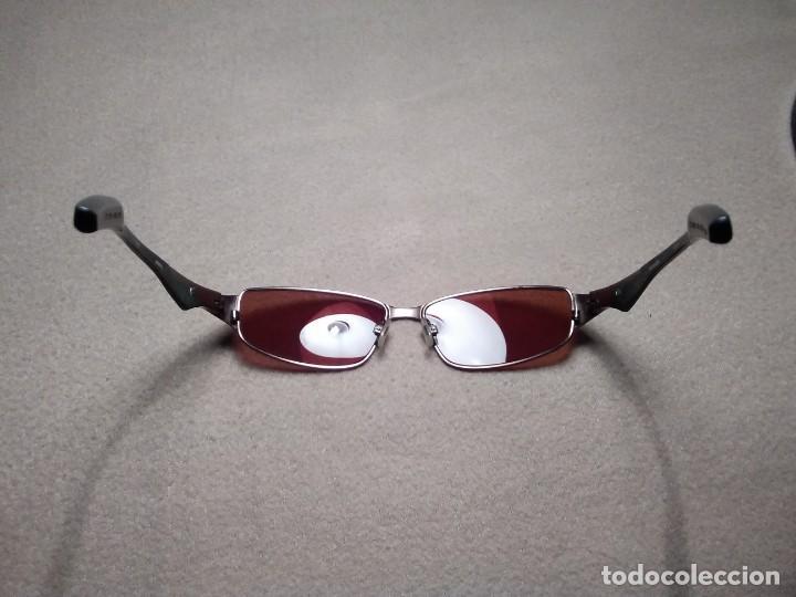 Vintage: Gafas ( SPECSAVERS OSIRIS) CRISTALES GRADUADOS. MONTURA EN BUEN ESTADO. - Foto 7 - 198602368
