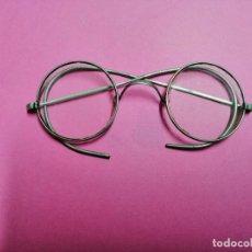 Vintage: ANTIGUAS GAFAS GRADUADAS MODELO QUEVEDO. BUENAS CONDICIONES.. Lote 198646387