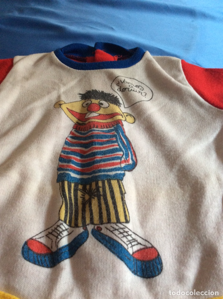 Vintage: Antiguo pijama barrio sésamo - Foto 2 - 199990818