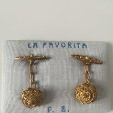 Vintage: GEMELOS. Lote 199974393