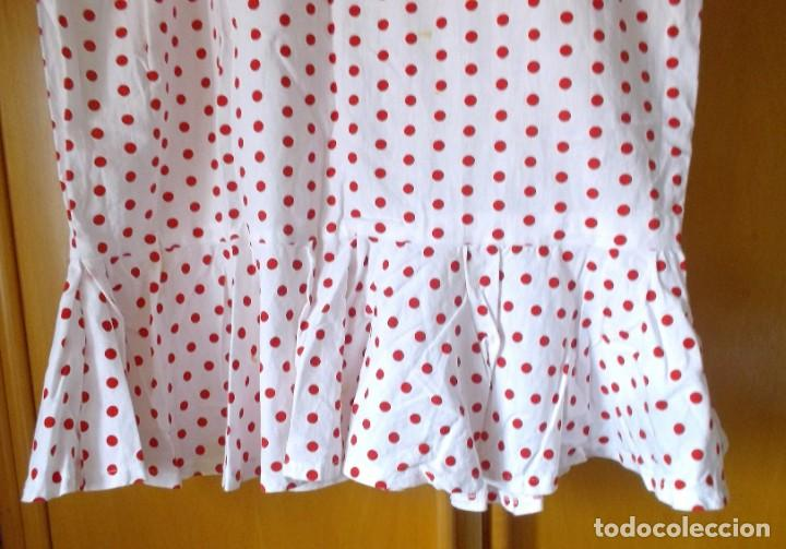 Vintage: VESTIDO DE SEÑORA AÑOS 70 - Foto 4 - 200864421