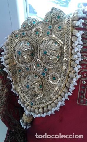 Vintage: Traje de Luces Torero Vintage Años 80 Grana y Oro - Foto 4 - 201208422
