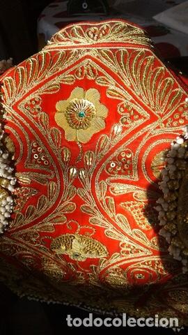 Vintage: Traje de Luces Torero Vintage Años 80 Grana y Oro - Foto 7 - 201208422