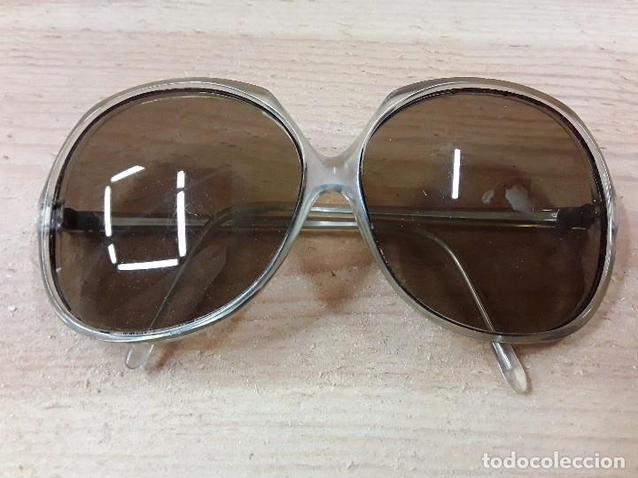 Vintage: Gafas de sol, Solar Couture, años 70 - Foto 3 - 201247050