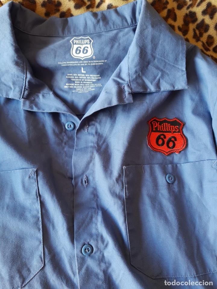Vintage: Route 66. Ruta 66, camisa ORIGINAL USA VINTAGE - Foto 3 - 201649040