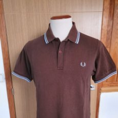 Vintage: POLO FRED PERRY ORIGINAL ENGLAND. Lote 201730042