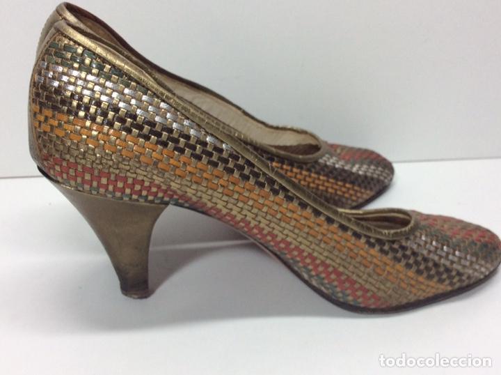 Vintage: Zapato Vintage usados N 36 - Foto 4 - 204221500