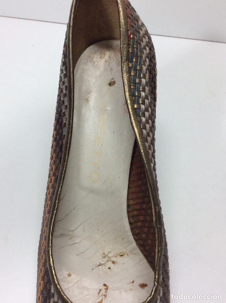 Vintage: Zapato Vintage usados N 36 - Foto 7 - 204221500