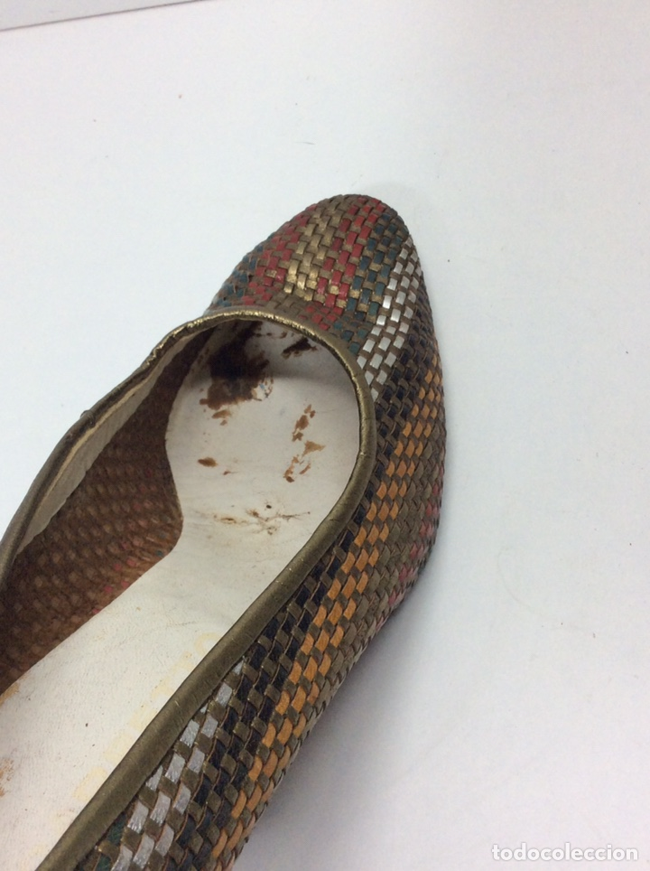 Vintage: Zapato Vintage usados N 36 - Foto 8 - 204221500