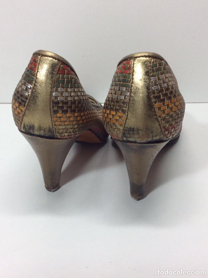 Vintage: Zapato Vintage usados N 36 - Foto 9 - 204221500