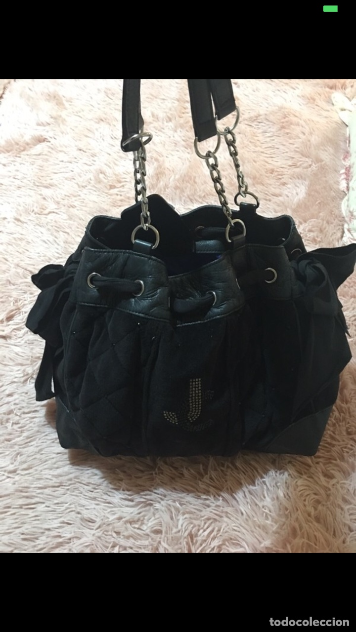 Vintage: Bolso juicy couture - Foto 4 - 204366323