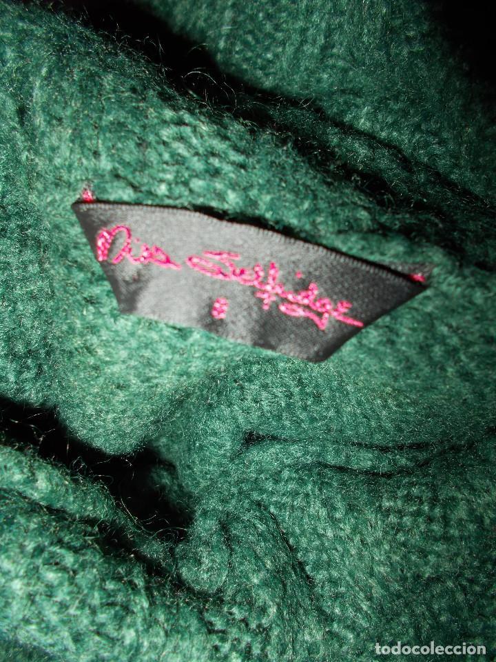 Vintage: Miss Selfridge jersey invierno media manga cuello alzado nunca usado talla 8 importado de UK - Foto 3 - 204780353