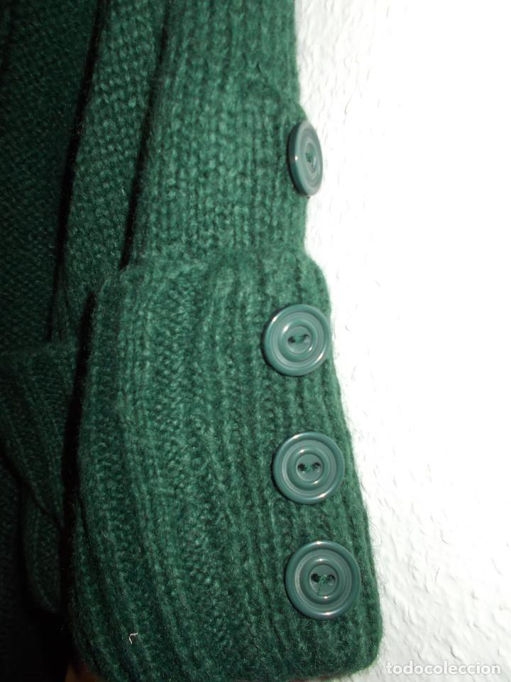 Vintage: Miss Selfridge jersey invierno media manga cuello alzado nunca usado talla 8 importado de UK - Foto 4 - 204780353