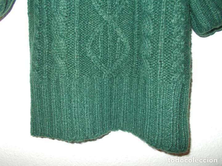 Vintage: Miss Selfridge jersey invierno media manga cuello alzado nunca usado talla 8 importado de UK - Foto 5 - 204780353