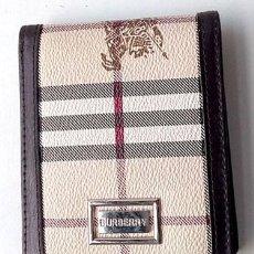 Vintage: CARTERA DE MANO DE BURBERRY. Lote 205251881