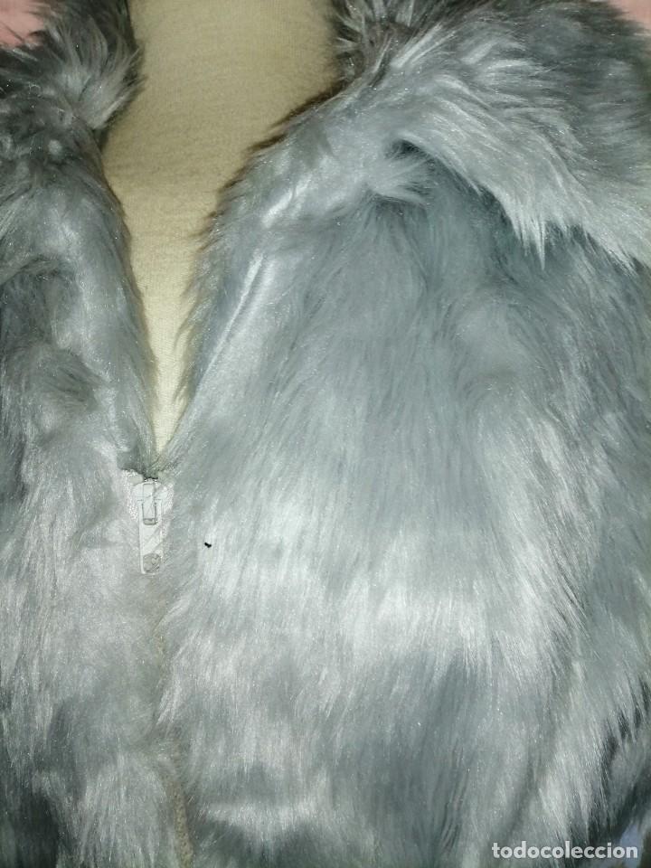 Vintage: Chaleco gris perla - Foto 2 - 205276986