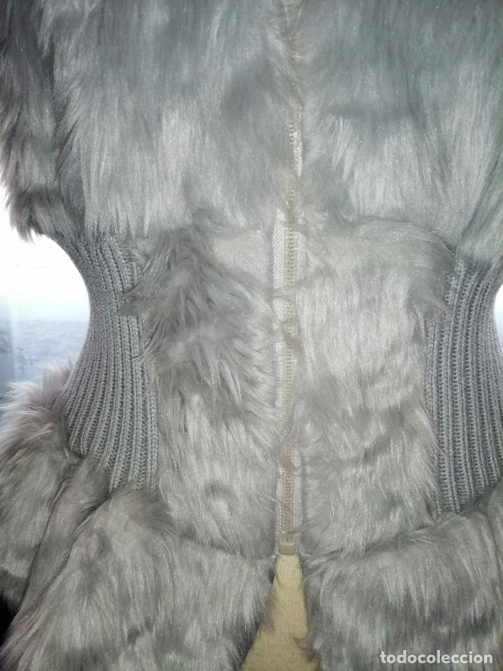 Vintage: Chaleco gris perla - Foto 4 - 205276986