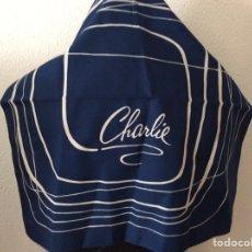 Vintage: PAÑUELO CHARLIE 46X46. Lote 205294730