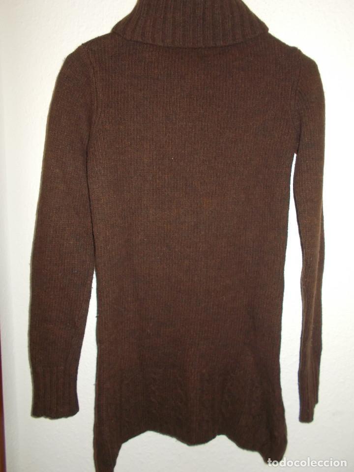 Vintage: Laura Ashley jersey flores invierno cuello alzado talla 10 importado de UK - Foto 6 - 205335556