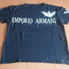 Vintage: CAMISETA ORIGINAL EMPORIO ARMANI TALLA M UNISEX COMO NUEVA. Lote 205381957
