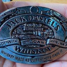 Vintage: HEBILLA JACK DANIELS. Lote 205547207