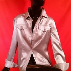 Vintage: VERSACE JEANS COUTURE - ITALY - CAMISA. Lote 205564310