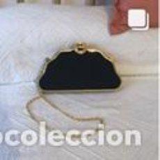 Vintage: BOLSO VINTAGE COMPLETAMENTE NUEVO A ESTRENAR DE NOBUK Y BOXCALF COLOR MARRÓN. Lote 206141308