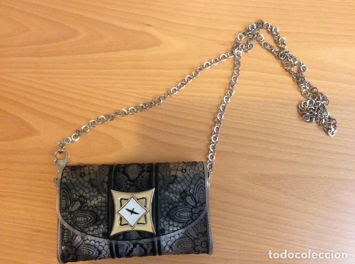 Vintage: Maravilloso bolso bolsito italiano marca Leplás, con certificado de autenticidad y calidad - Foto 3 - 206205770