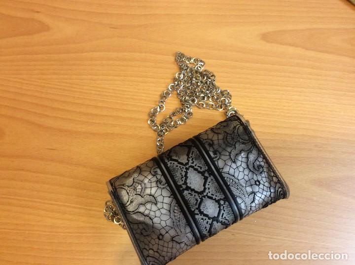 Vintage: Maravilloso bolso bolsito italiano marca Leplás, con certificado de autenticidad y calidad - Foto 4 - 206205770