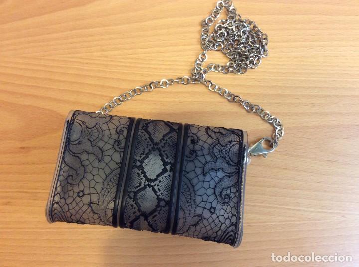 Vintage: Maravilloso bolso bolsito italiano marca Leplás, con certificado de autenticidad y calidad - Foto 5 - 206205770