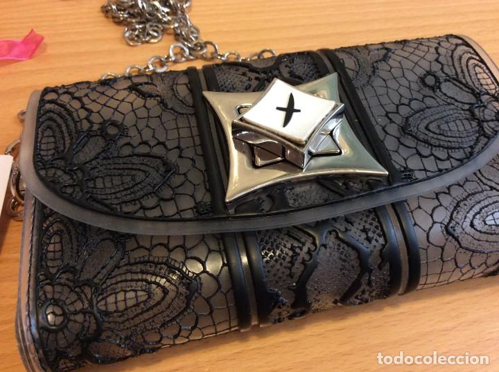Vintage: Maravilloso bolso bolsito italiano marca Leplás, con certificado de autenticidad y calidad - Foto 8 - 206205770