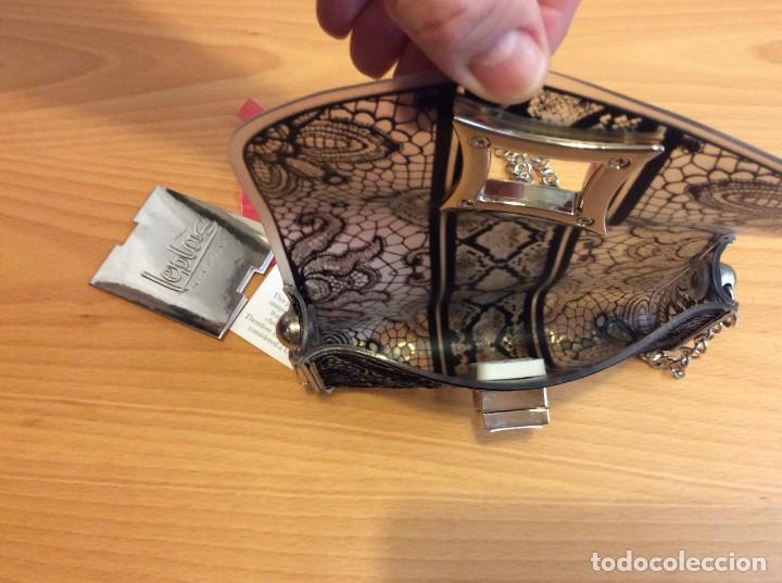 Vintage: Maravilloso bolso bolsito italiano marca Leplás, con certificado de autenticidad y calidad - Foto 11 - 206205770