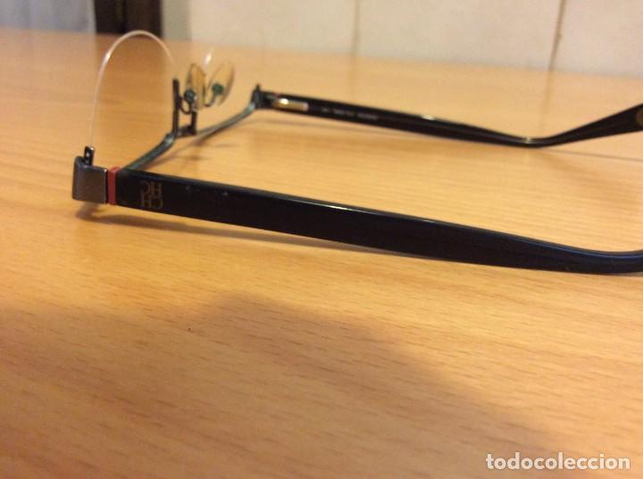 Vintage: Montura y funda de gafas de Carolina Herrera CH - Foto 4 - 206210162