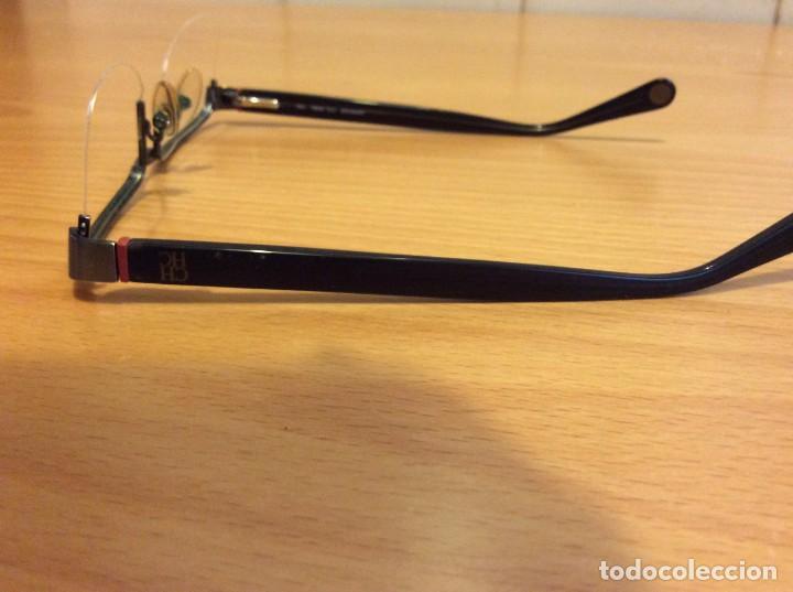 Vintage: Montura y funda de gafas de Carolina Herrera CH - Foto 10 - 206210162