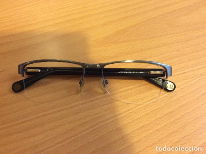 Vintage: Montura y funda de gafas de Carolina Herrera CH - Foto 11 - 206210162