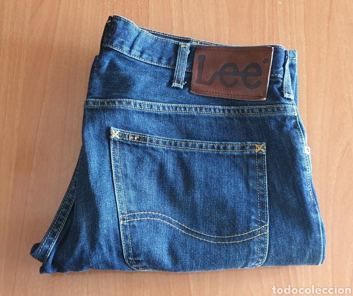 Pantalon Lee Talla 34 Como Nuevo Impecable Comprar Moda Vintage Hombre En Todocoleccion 206225218